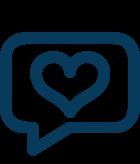 speech balloon icon
