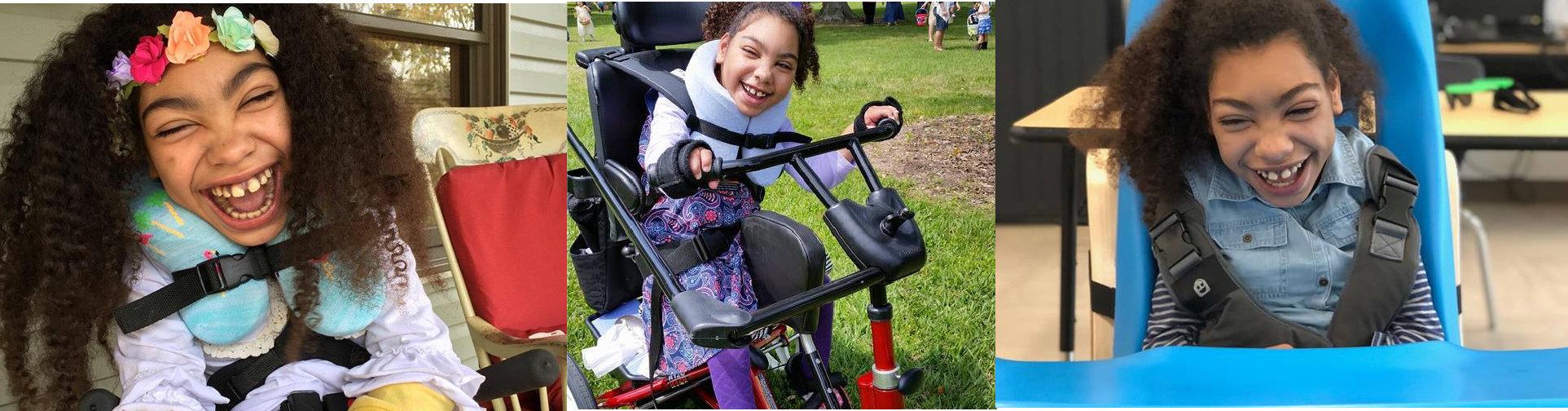 girl with disability random photos